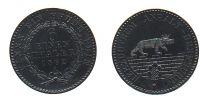 1/6 Taler 1862 Anhalt-Bernburg 1/6 Taler 1862 A st Prachtexemplar  137,00 EUR  zzgl. 7,00 EUR Versand