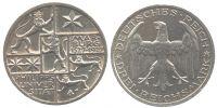 3 Reichsmark 1927 J. 330 - 3 Mark 3 Reichsmark 1927 A vz  132,00 EUR  zzgl. 7,00 EUR Versand