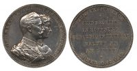 Medaille  Preußen Medaille vz-st  88,00 EUR  zzgl. 7,00 EUR Versand