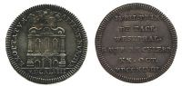 Kaufbeuren-Stadt Medaille 1748 ss-vz Medai...