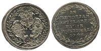 Medaille 1748 Schwäbisch Hall Medaille 1748 vz++  165,00 EUR