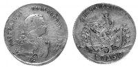 1/4 Taler 1750 A Preußen  ss  110,00 EUR  zzgl. 7,00 EUR Versand