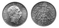 2 Mark 1902 E Sachsen Zwei Mark, Deutsches Reich 1902 E st  132,00 EUR