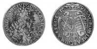 2/3 Taler 1694 Sachsen, albert. Linie Johann Georg IV., 2/3 Taler 1694 ... 192,00 EUR  zzgl. 7,00 EUR Versand