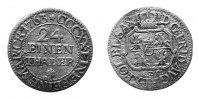 1/24 Taler 1763 Sachsen, albertin. Linie Friedrich August III., 1/24 Ta... 13,00 EUR inkl. gesetzl. MwSt., zzgl. 7,00 EUR Versand