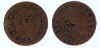 2 Pfennig 1693 Waldeck Waldeck, 2 Pfennig 1693, s+ s+  49,00 EUR inkl. gesetzl. MwSt., zzgl. 7,00 EUR Versand