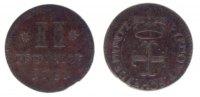 2 Pfennig 1761 Waldeck  ss  27,00 EUR inkl. gesetzl. MwSt., zzgl. 7,00 EUR Versand