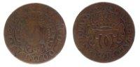 6 Pfennig 1730 Waldeck  fast ss  22,00 EUR inkl. gesetzl. MwSt., zzgl. 7,00 EUR Versand