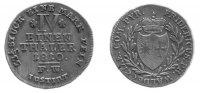 1/4 Taler 1810 Waldeck  ss+  181,00 EUR
