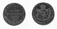 1 Silbergroschen 1839 Waldeck  fast St.  132,00 EUR  zzgl. 7,00 EUR Versand