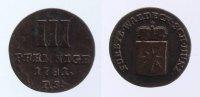 3 Pfennig 1781 Waldeck  s-ss  27,00 EUR inkl. gesetzl. MwSt., zzgl. 7,00 EUR Versand