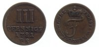3 Pfennig 1781 Waldeck  ss  24,00 EUR inkl. gesetzl. MwSt., zzgl. 7,00 EUR Versand