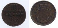 3 Pfennig 1819 Waldeck  fast ss  16,00 EUR inkl. gesetzl. MwSt., zzgl. 7,00 EUR Versand