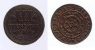 3 Pfennig 1759 Osnabrück, Std.  ss+  27,00 EUR inkl. gesetzl. MwSt., zzgl. 7,00 EUR Versand
