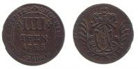 Münster, Bistum 4 Pfennig 1751 s-ss  11,00 EUR inkl. gesetzl. MwSt.,  zzgl. 7,00 EUR Versand