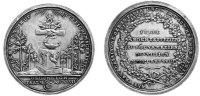 1798 Köln, Stadt Silbermedaille a. d. Goldene Hochzeit  vz+, winz. Kr.  460,00 EUR  zzgl. 7,00 EUR Versand