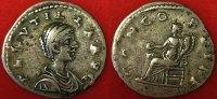 Denar Gest. 212 n.Chr Römische Kaiserzeit - Plautilla AR-Denar der Plau... 80,00 EUR
