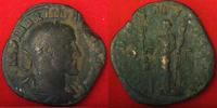 Sesterz 235-238 n.Chr. Römische Kaiserzeit - Maximinus I. Thrax. AE-Ses... 70,00 EUR  zzgl. 5,00 EUR Versand