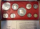 1 Cent - 5 Dollar (9 Münzen) 1975 Bahamas Bahamas 1975, 1 Cent bis 5 Do... 75,00 EUR  zzgl. 5,00 EUR Versand