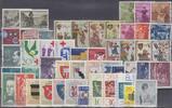 1961 - 1965 Liechtenstein Liechtenstein, Jahrgang 1961 bis 1965 komple... 26,00 EUR  zzgl. 5,00 EUR Versand