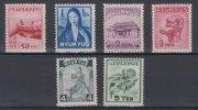 50 Sen - 5 Yen (6 Werte) 1950 Riu-Kiu Inseln Riu-Kiu Inseln 1950, Miche... 38,00 EUR  zzgl. 5,00 EUR Versand