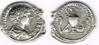 Denar 198-212 n. Chr. Römische Kaiserzeit - Geta AR-Denar des Geta, Rv.... 70,00 EUR  zzgl. 5,00 EUR Versand