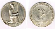Silbermedaille 1937 Bayern - Schützenmedaille '18. Bundesschießen Silbe... 33,00 EUR  zzgl. 5,00 EUR Versand