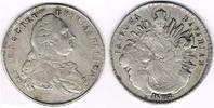 Taler (Madonnentaler) 1782 Bayern Madonnentaler, Karl Theodor, Patrona ... 99,00 EUR  zzgl. 5,00 EUR Versand