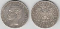 5 Mark 1908 D Kaiserreich - Bayern Deutsches Kaiserreich, Bayern, König... 35,00 EUR