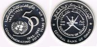 "Omani Rial 1996 Oman Oman, Omani Rial Silbergedenkmünze ""50 Jahre ... 45,00 EUR"