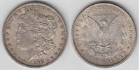 Dollar 1886 USA Morgan Dollar 1886, Erhaltung siehe Scan! sehr schön bi... 32,00 EUR  zzgl. 5,00 EUR Versand