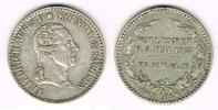 1/6 Taler 1827 Sachsen Sachsen 1827, Friedrich August I., Auf den Tod d... 55,00 EUR  zzgl. 5,00 EUR Versand
