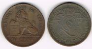 10 Centimes 1848 Belgien Belgien, Kursmünze 10 Centimes 1848, Erhaltung... 99,00 EUR  zzgl. 5,00 EUR Versand