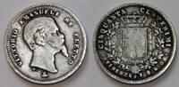 50 Centesimi 1860 Italien - Florenz Florenz, Kursmünze 50 Centesimi, Vi... 42,00 EUR  zzgl. 5,00 EUR Versand