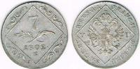 7 Kreuzer 1802 E Haus Habsburg - Österreich Franz II., 7 Kreuzer 1802 E... 75,00 EUR  zzgl. 5,00 EUR Versand