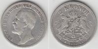2 Kronor 1893 Schweden Schweden 1893, 2 Kronen, Oskar II., wie Scan! Be... 32,00 EUR  zzgl. 5,00 EUR Versand