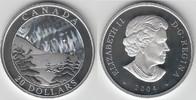 20 Dollars 2004 Kanada Kanada 20 Dollar 2004, Silber mit Farbkinegramm,... 55,00 EUR  zzgl. 5,00 EUR Versand