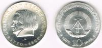 10 Mark 1970 Deutsche Demokratische Republik DDR, Gedenkmünze 10 Mark 1... 27,50 EUR