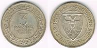 3 Mark 1926 A Weimarer Republik 3 Mark Silber-Gedenkmünze 1926 A, 700 J... 90,00 EUR  zzgl. 5,00 EUR Versand