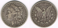 Dollar 1880 S USA Morgan Dollar 1880 S, sehr schön, Erhaltung siehe Sca... 27,00 EUR  zzgl. 5,00 EUR Versand