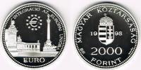 2000 Forint 1998 Ungarn Ungarn 2000 Forint 1998, Motivmünze 'Europäisch... 29,00 EUR  zzgl. 5,00 EUR Versand