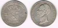 2 1/2 Gulden 1846 Niederlande Niederlande, Wilhelm II., Kursmünze 2 1/2... 65,00 EUR  zzgl. 5,00 EUR Versand