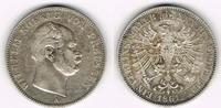 Taler (Vereinstaler) 1861 Preußen Preußen, Wilhelm I., Vereinstaler 186... 79,00 EUR