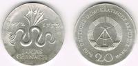 20 Mark 1972 Deutsche Demokratische Republik DDR, Gedenkmünze 20 Mark '... 49,00 EUR  zzgl. 5,00 EUR Versand