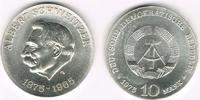 10 Mark 1975 Deutsche Demokratische Republik DDR, Gedenkmünze 10 Mark '... 30,00 EUR  zzgl. 5,00 EUR Versand