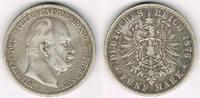 5 Mark 1876 C Preußen Preußen 5 Mark 1876 C, Wilhelm I., Erhaltung sieh... 30,00 EUR  zzgl. 5,00 EUR Versand
