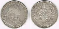 Taler (Madonnentaler) 1755 Bayern Madonnentaler, Maximilian III. Joseph... 45,00 EUR  zzgl. 5,00 EUR Versand