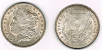 Dollar 1896 USA USA, Morgan Dollar 1896, Erhaltung siehe Scan! fast vor... 33,00 EUR  zzgl. 5,00 EUR Versand