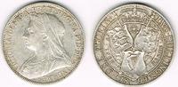 1 Florin (Two shilling) 1899 Großbritannien Florin (Two shilling) 1899,... 55,00 EUR  zzgl. 5,00 EUR Versand