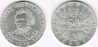 50 Schilling 1978 Österreich Österreich 1978, 50 Schilling, 150. Todest... 8,90 EUR  zzgl. 5,00 EUR Versand
